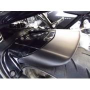 Yamaha FZ1 Fazer (06-14) Rear Hugger Extension: Black 072202
