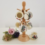 Set canute tuica visinata ceramica de Corund 2