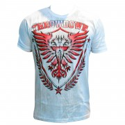 Camiseta ThrowDown Original White - P