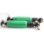AL-KO Set: twee groene schokdemper voor aanhangas AL-KO Octagon 900-1600 kg