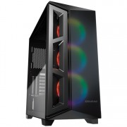 CASE, COUGAR Dark Blader X5 RGB, Black /No PSU/ (CG385UM300003)