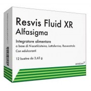 ALFASIGMA SPA Resvis Fluid Xr Biofutura 12bu