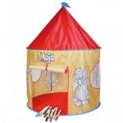 Cort de Joaca Pentru Copii Have Fun Happy Children - Albinuta Maya