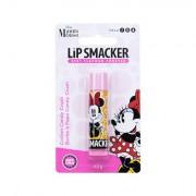 Lip Smacker Disney Minnie Mouse balsamo per le labbra 4 g tonalità Cotton Candy Crush per bambini