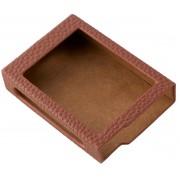 Cowon Accessoires baladeurs Cowon Étui en cuir Plenue D marron
