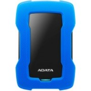 ADATA AHD330 1 TB External Hard Disk Drive(Blue, Black)