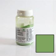 Colorant Alimentar Liposolubil Pudra, Verde Perlat, 25 gr
