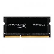 Memorie laptop Kingston HyperX Impact, 8GB, DDR4, 2666MHz, CL15, 1.2v
