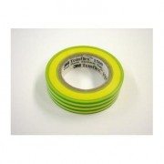Banda izolare Temflex 15mmx10m galben-verde