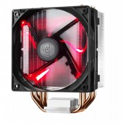 CPU Hladnjak 775/1151/2066/AM4 Cooler Master Hyper 212 Red LED, RR-212L-16PR-R1