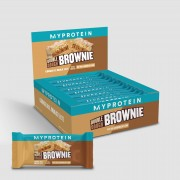 Myprotein Double Dough Brownie - 12 x 60g - White Chocolate and Marshmallow