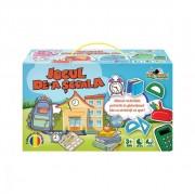Joc Educativ Noriel-Jocul De-a Scoala