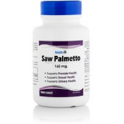 Healthvit Saw Palmetto 160mg 60 Capsules