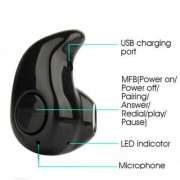 Shopkeeda Mini Wireless Invisible Bluetooth 4.1 In-Ear Earphone Earbud