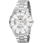 Gionee MRT-1034 Analog Stainless Steel Watch For Men's With Day and Date Chronograph