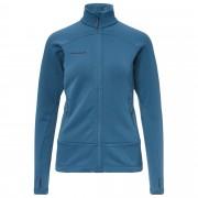Mammut Aconcagua Jacket Frauen Gr. L - Fleecejacke - blau