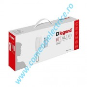 KIT AUDIO INTERFON HANDSET LEGRAND