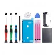 JIAFA verktygskit / lagningssats för batteribyte på iPhone 7 Plus