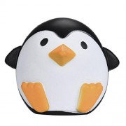 ChainSee Fashion Penguins Squishy Slow Rising Cream Scented Decompression Toys Formore than 6 years old