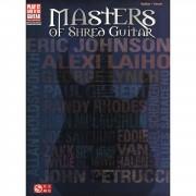 Hal Leonard Masters Of Shred Guitar