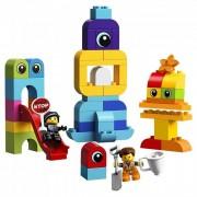Lego Конструктор Lego Duplo 10895 Movie 2 Пришельцы с планеты Duplo