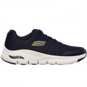 Skechers Mens Arch Fit Navy