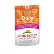 Almo Nature Daily Thon Saumon 70g 30 x 70 g