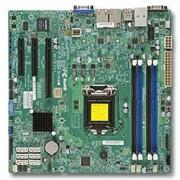 Supermicro X10SLH-F LGA 1150 (Socket H3) Intel® C226 Micro ATX