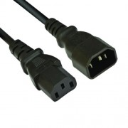 Cable, VCom, Power Cord for UPS M / F (CE001-1.5m)