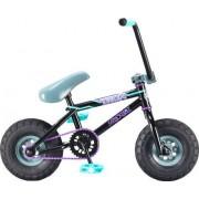 Rocker Mini BMX Cykel Rocker Irok+ Tron (Svart)
