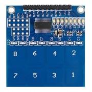 Modul touch capacitiv TTP226 8 taste