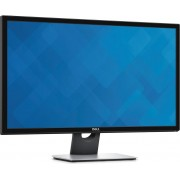 Monitor 27.9'' DELL S-series S2817Q, 3840x2160, UHD 4K, TN Antiglare, 16:9, 1000:1, 8000000:1, 300cd/m2, 2ms, 160/170, 2 x HDMI, 1x DP, 1x mini DP, 3x USB 3.0, Speakers 9W, Audio line out, Tilt, 3Y
