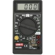 Multimetru Tester Tensiune Digital 830B cu Afisaj LCD