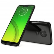 Motorola Moto G7 Power XT1955 4GB/64GB Dual Sim SIM FREE/ UNLOCKED - Ceramic Black