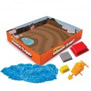 Spin master kinetic sand kit construction