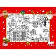 Folat 6x Sinterklaas kleurplaten