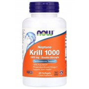 Now Foods Neptune Krill 1000 (60 Softgels) - Now Foods