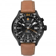 Ceas Timex Intelligent Quartz 3-GMT T2P427