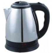 Zeom 1.8 Cordless Electric Kettle Stainless Steel 120V with Automatic Shutoff Electric Kettle Electric Kettle (1.8 L, Silver) Electric Kettle(1.8 L, Silver)