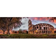 Puzzle Panoramic Ravensburger - Colosseum, 1000 Piese