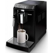 Espressor Philips EP401000 Sistem filtrare AquaClean Tehnologie CoffeeSwitch Optiune cafea macinata 4 bauturi Negru Bonus Racitor de aer mobil