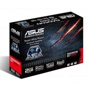Grafička kartica AMD Radeon R7 240 ASUS 2GB GDDR3, VGA/DVI/HDMI/128bit/R7240-2GD3-L