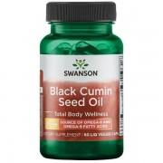 Swanson Olej z Czarnego Kminu (Black Cumin) 500 mg 60 kapsułek