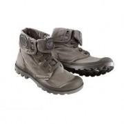 Palladium Canvas-Boots, 39 - Grau