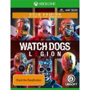 Watch Dogs Legion: Gold Edn