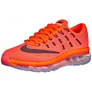 Nike Women's Nike Air Max 2016 Hyper Orange, Sunset Glow and Black Running Shoes - 5 UK/India (38 EU)(5.5 US)
