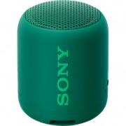 Boxa portabila Sony SRS-XB12G, Extra Bass, Bluetooth, IP67 Waterproof, Autonomie 16h, Green