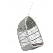 Sika-Design Evelyn swing hängstol vintagevit, sika-design