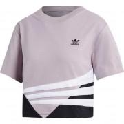 Tricou femei adidas Originals Crop Tee DU9539