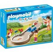 Playmobil Family Fun, Camping - Mini golf
